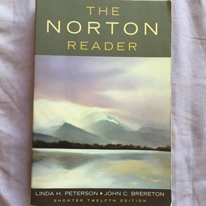 The Norton Reader: Shorter 12th Ed Cottage Core
